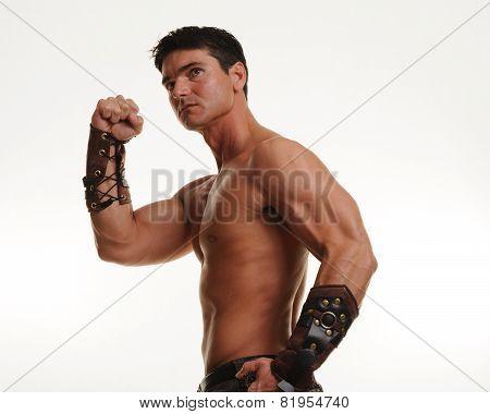 tough barbarian