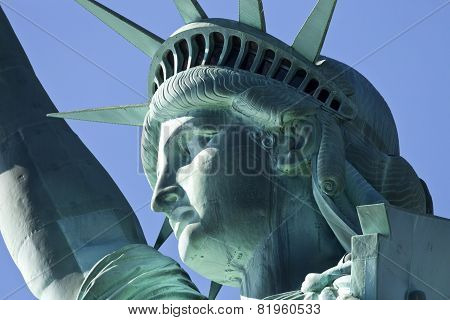 Usa, New York, Liberty Statue
