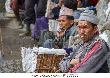 Nepali Sherpas