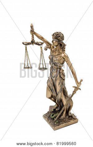 Themis Statuette