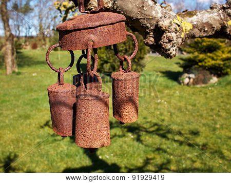 Beautiful Garden Bell Wind Chimes