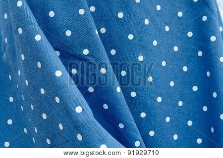 Rockabilly Polka Dot Dress