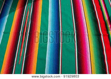 Mexican Festive Fabric Cloth