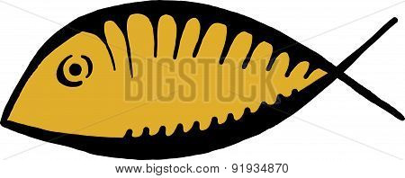 Icthus Fish Symbol