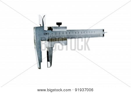 The Measuring Device Calipers