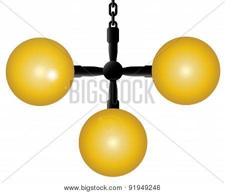 Pawnshop Balls Sign