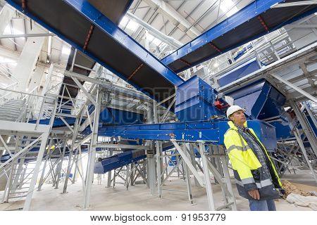 Waste Plant Inside Process Engineer Test