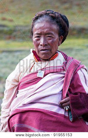 Nomads In Nepal
