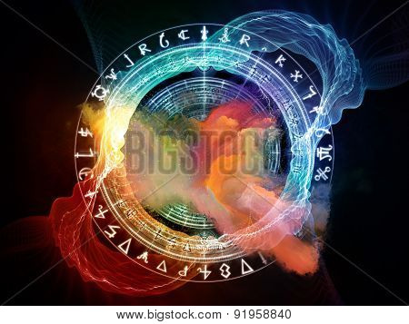 Evolving Sacred Geometry