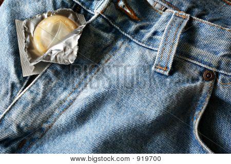 Condom Jeans