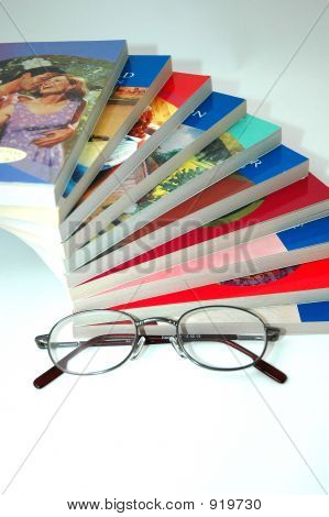 Books And Glasses1
