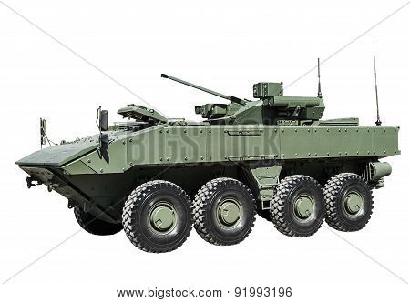 Armored Personnel Carrier On A Unified Platform Battle Isolated