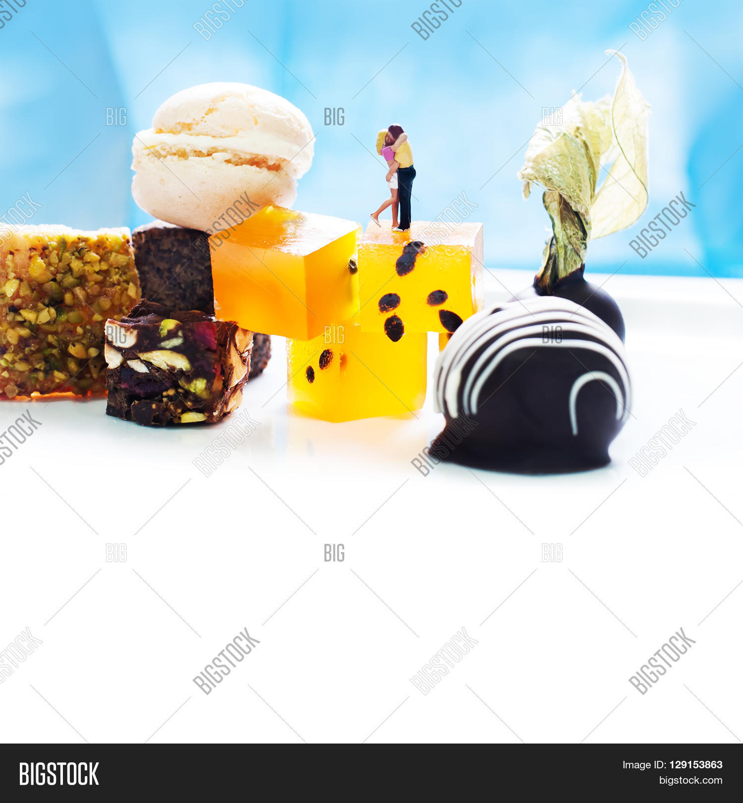 dessert menu template image photo free trial bigstock