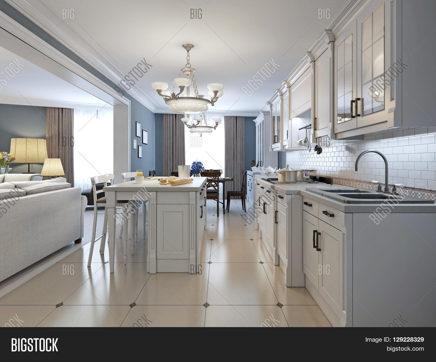 - Kitchen Stainless Image & Photo (Free Trial) Bigstock