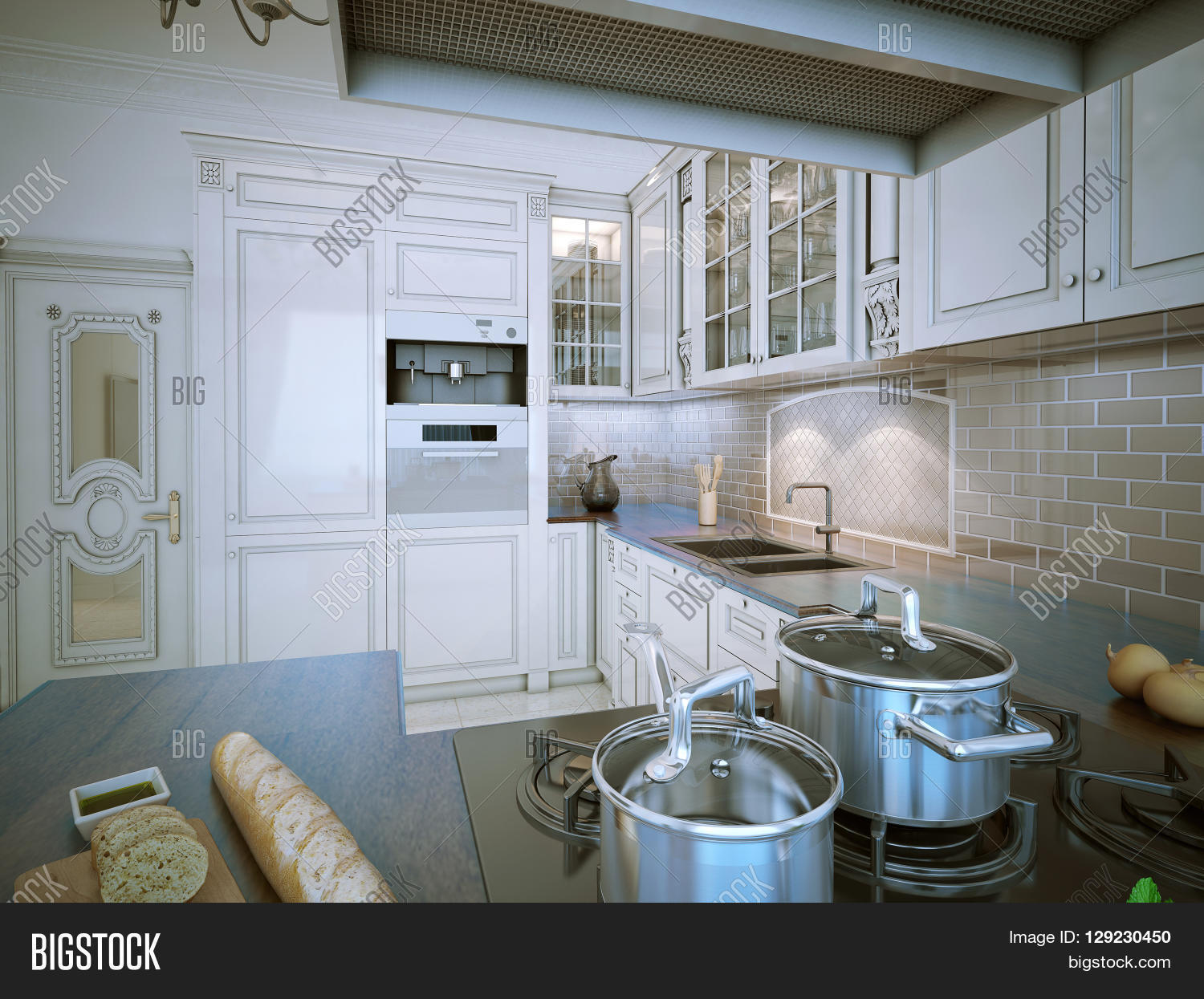 - Kitchen Provence Style Image & Photo (Free Trial) Bigstock