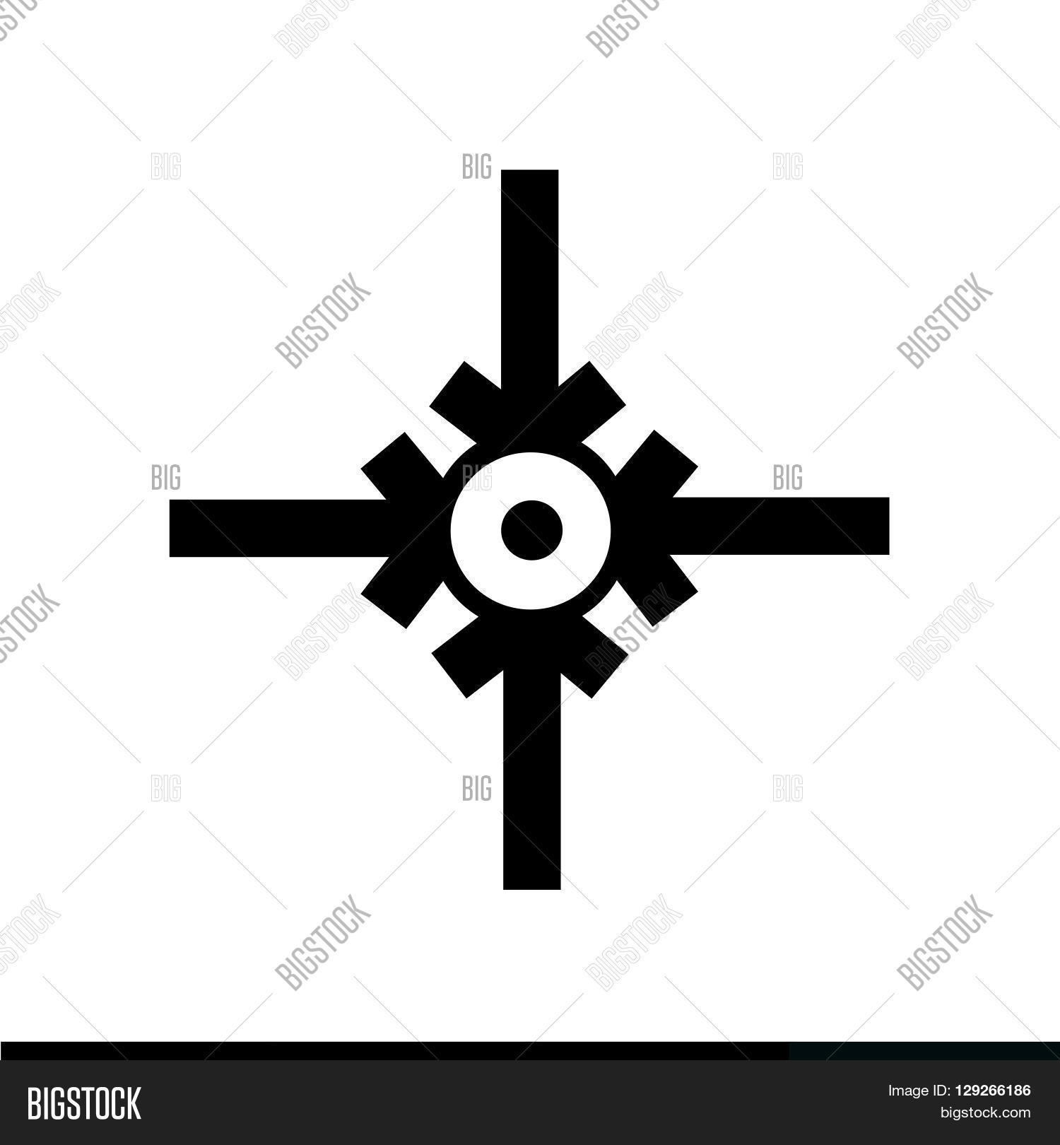 Images Meeting Point Icon Vector Photo Bigstock