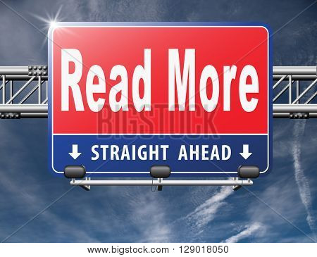 read more details and information road sign bilboard