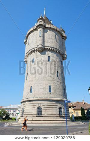 Drobeta-Turnu Severin Water Castle, Romania