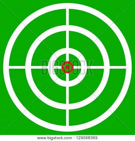 Cross Hair, Target Mark, Reticle. Graphics For Hunting, Accuracy, Firearm, Aiming, Targeting Concept