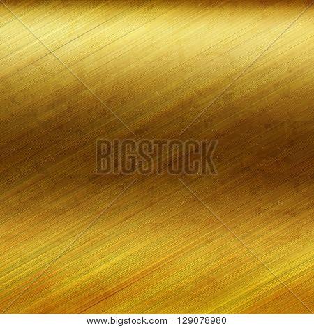 Metal texture. Golden Metal plate. Gold texture. Metal background