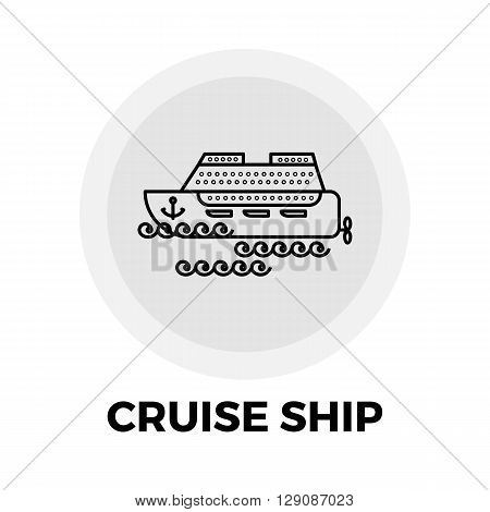Cruise Ship Icon Vector. Cruise Ship Icon Flat. Cruise Ship Icon Image. Cruise Ship Icon Object. Cruise Ship Line icon. Cruise Ship Icon JPEG. Cruise Ship Icon JPG. Cruise Ship Icon EPS.