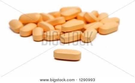 Vitamine Tabletten