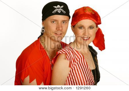 Pirate paar