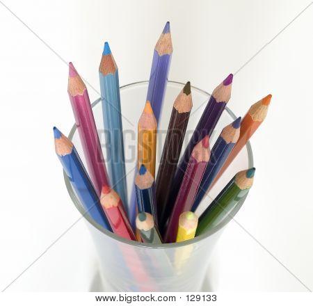 Pencil Crayons 2
