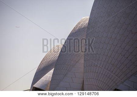 Sydney, Australia - May 15, 2015: Sydney Opera House