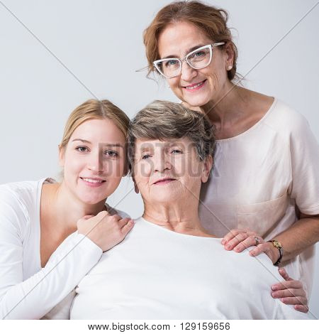 Intergenerational Relation Between Women