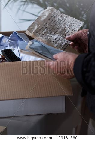 Keepsakes In A Box