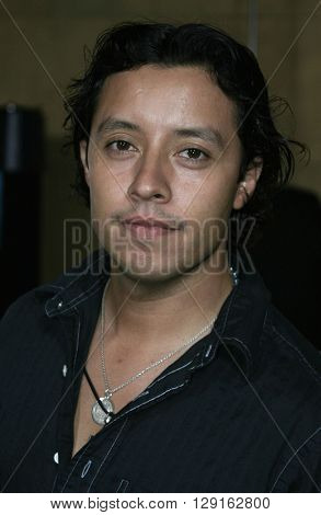 "Efren Ramirez at the Los Angeles premiere of ""Matando Cabos"" held at the Eygptian Theatre in Hollywood, USA on on August 22, 2005."