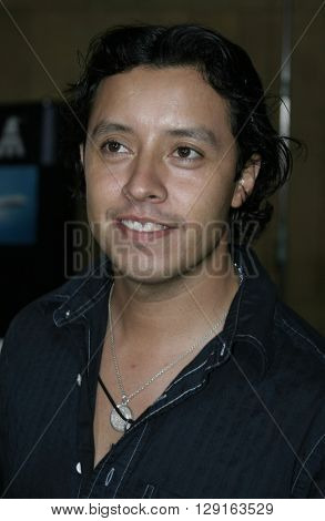 "Efren Ramirez at the Los Angeles premiere of ""Matando Cabos"" held at the Egyptian Theatre in Hollywood, USA on August 22, 2005."