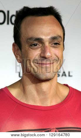"Hank Azaria at the Los Angeles premiere of ""The 40 Year-Old Virgin"" held at the ArcLight Theatre in Hollywood, USA on August 11, 2005."