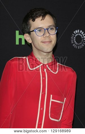 LOS ANGELES - MAR 18:  Cole Escola at the PaleyFest 2016 - Difficult People at the Dolby Theater on March 18, 2016 in Los Angeles, CA