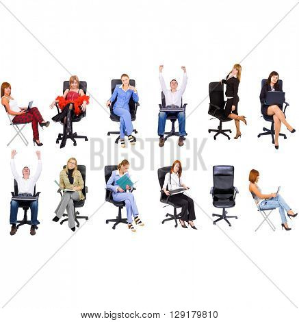 Business Picture Office Culture