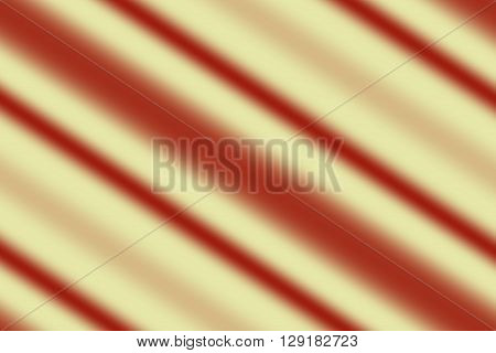 Illustration of red and vanilla collored stripes