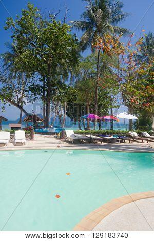 Romantic Villa Tourist Dream