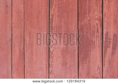 wooden planks, wooden background, red fence of wood
