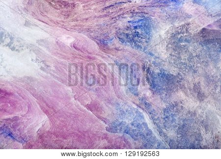 colored charoite stone texture macro photo