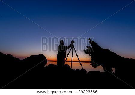 Sillouette Photographer