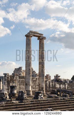 Didyma Apollon Temple