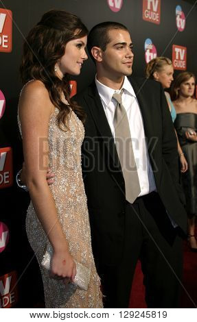 Jesse Metcalfe at the TV Guide and Inside TV 2005 Emmy After Party at the Roosevelt Hotel in Hollywood, USA on September 18, 2005.
