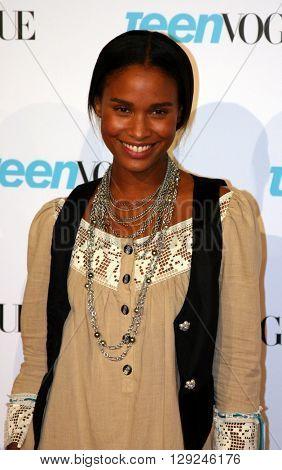 Joy Bryant at the Teen Vogue Celebrates