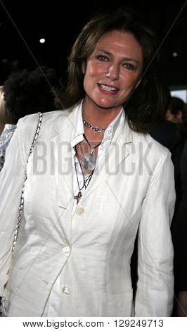 Jacqueline Bisset at the Los Angeles premiere of