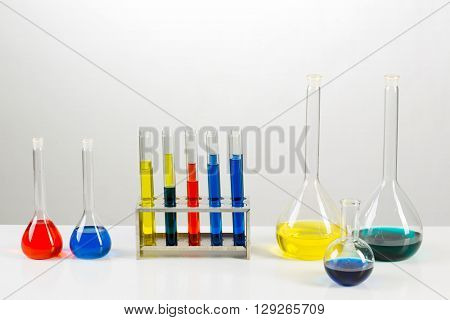 Chemistry test research