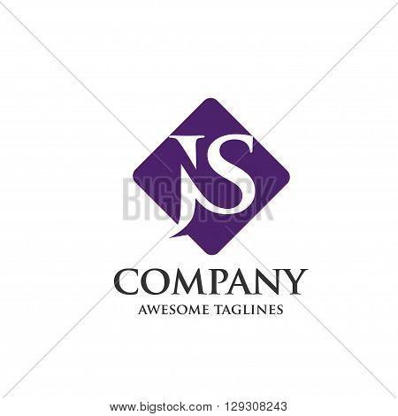 letter J and S, J, S, Letter J,js letter vector