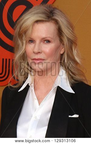 LOS ANGELES - MAY 10:  Kim Basinger at the The Nice Guys Premiere at the TCL Chinese Theater IMAX on May 10, 2016 in Los Angeles, CA