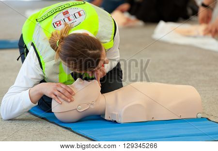 Course Of First Aid