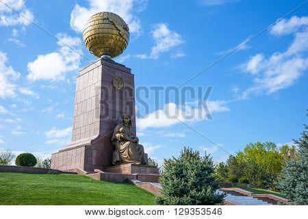 Uzbekistan Tashkent the